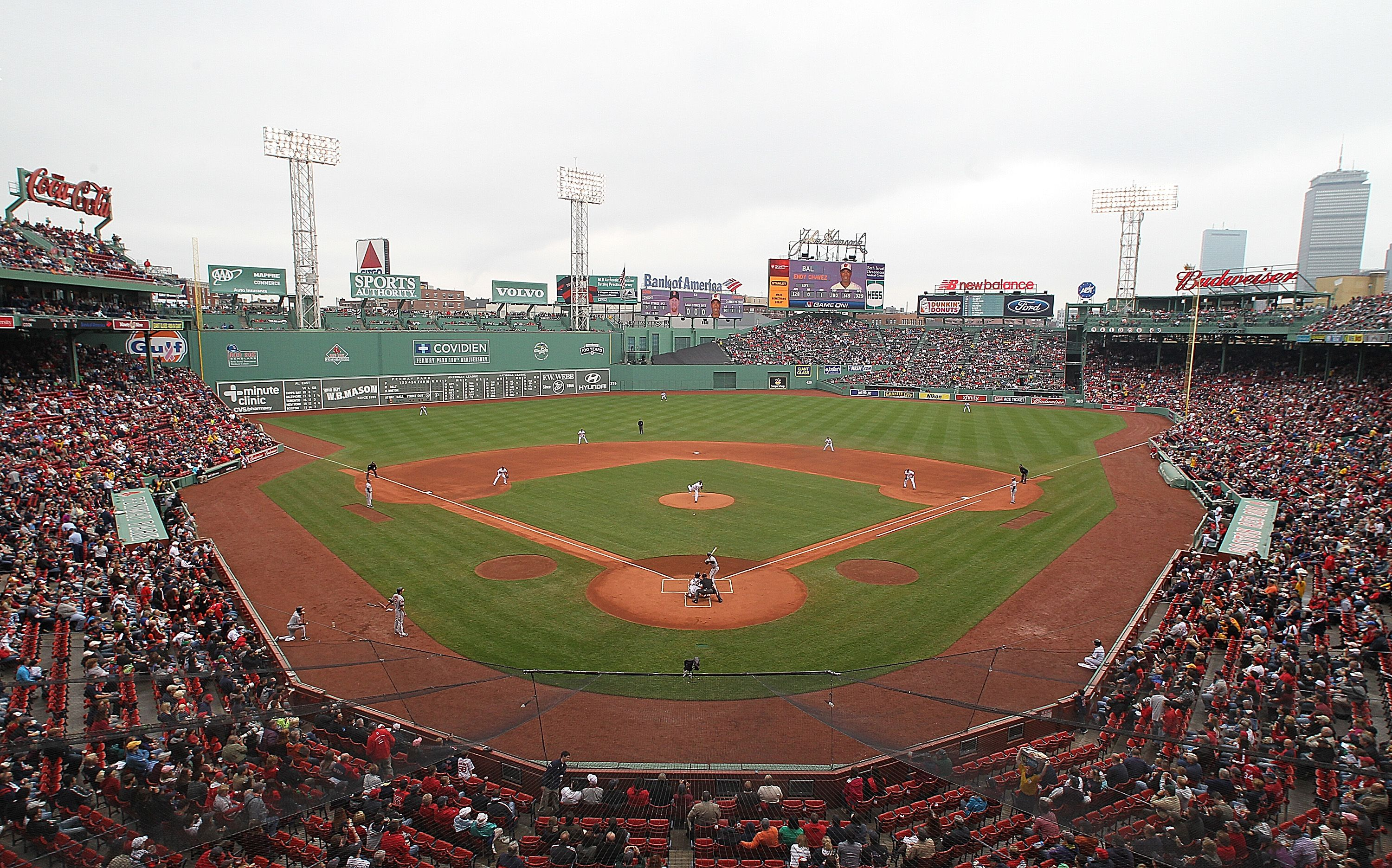 Fenway Park - Home of the Boston Red Sox- been there | Baseball ...