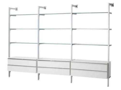 Anga Modular Shelving Storage From Ikea