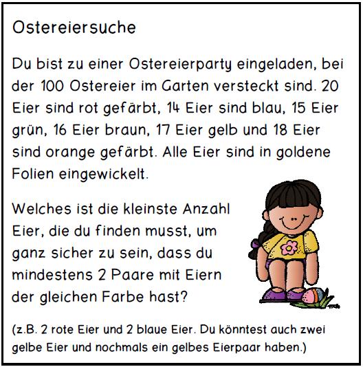 Oster Knacknuss 332 Lernen Grundschule Ostereiersuche