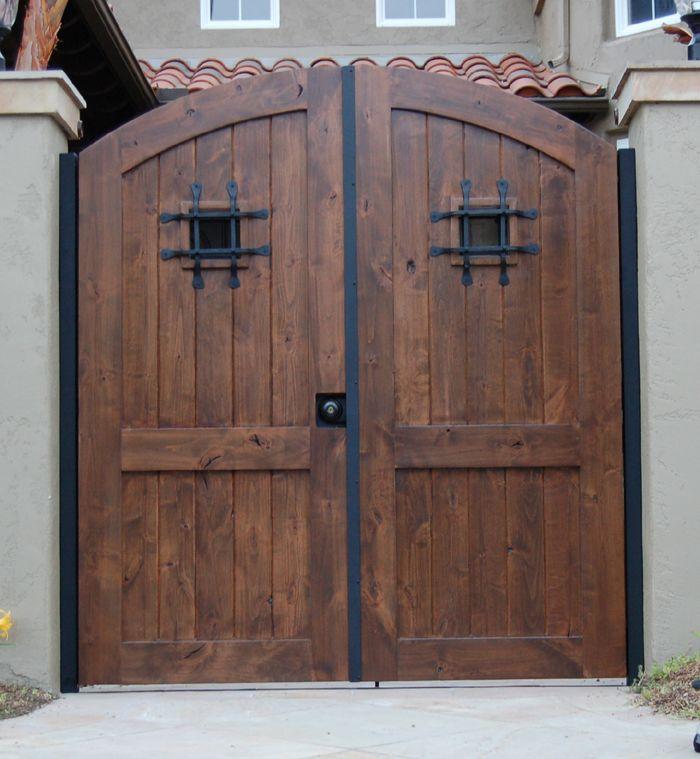 Spanish entry door & Spanish entry door | Spanish Courtyard | Pinterest | Spanish Doors ...