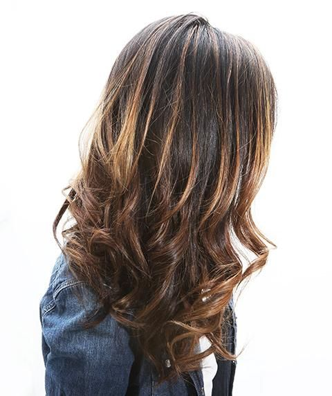 Highlights Are Lied Strategically Through Your Hair To Add Extra Dimension By Bringing A Lighter Shade Overall Color
