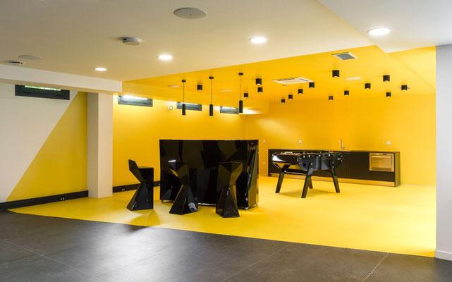 Epingle Sur Architecture Interieure Et Design Bureaux