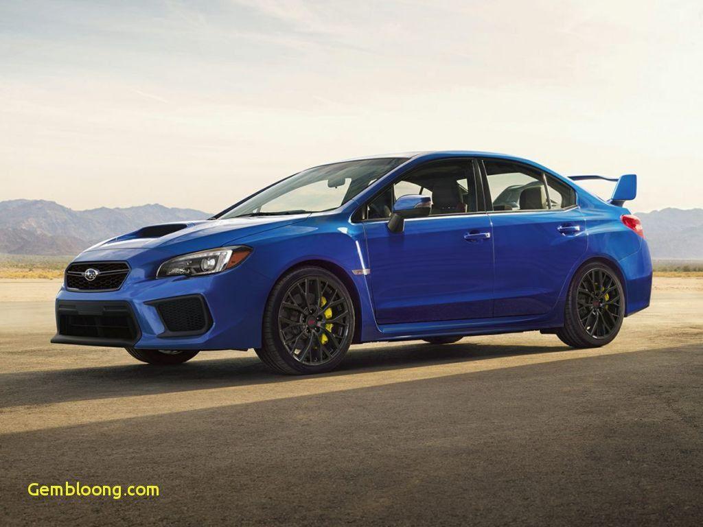 2019 Subaru Brz Sti Turbo