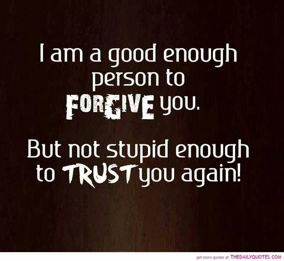 no trust relationship images and quotes