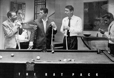 The Rat Pack Famous Shot Of Sinatra Martin Lawford Davis