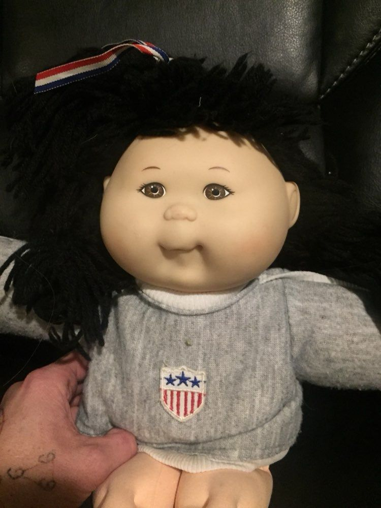 Cutie Pie Cpk Olympic Collectibles Cabbage Patch Kids Dolls Patch Kids Cabbage Patch Kids