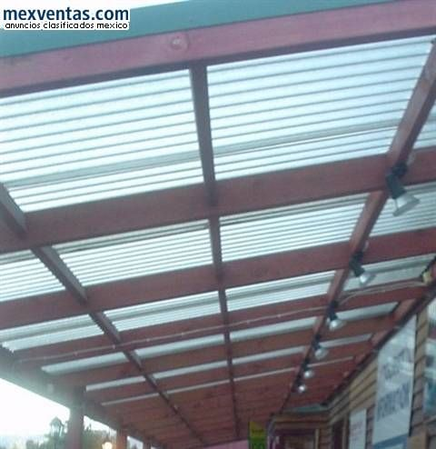 Resultado de imagen para terraza con techo transparente terrazas pinterest searching - Techo transparente policarbonato ...