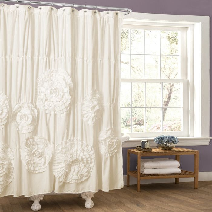 Kendra Shower Curtain & Reviews | Joss & Main | Paint colors ...
