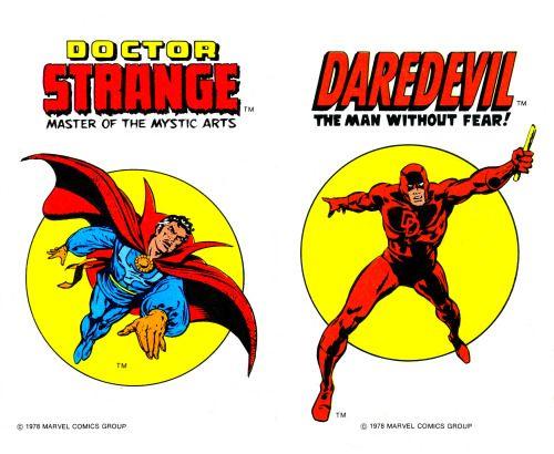 Doctor Strange & Daredevil