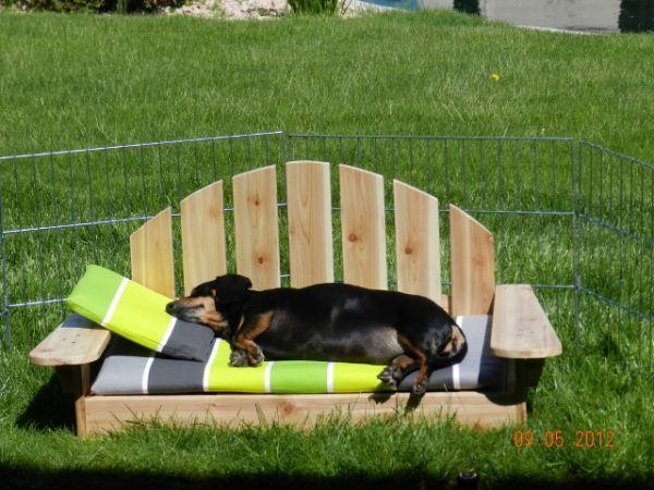 Dog Lawn Chair Dog Lawn Wiener Dog Lawn Chairs