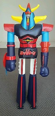 Raydeen Shogun Warrior Jumbo Machinder Robot Toy Vintage Mattel