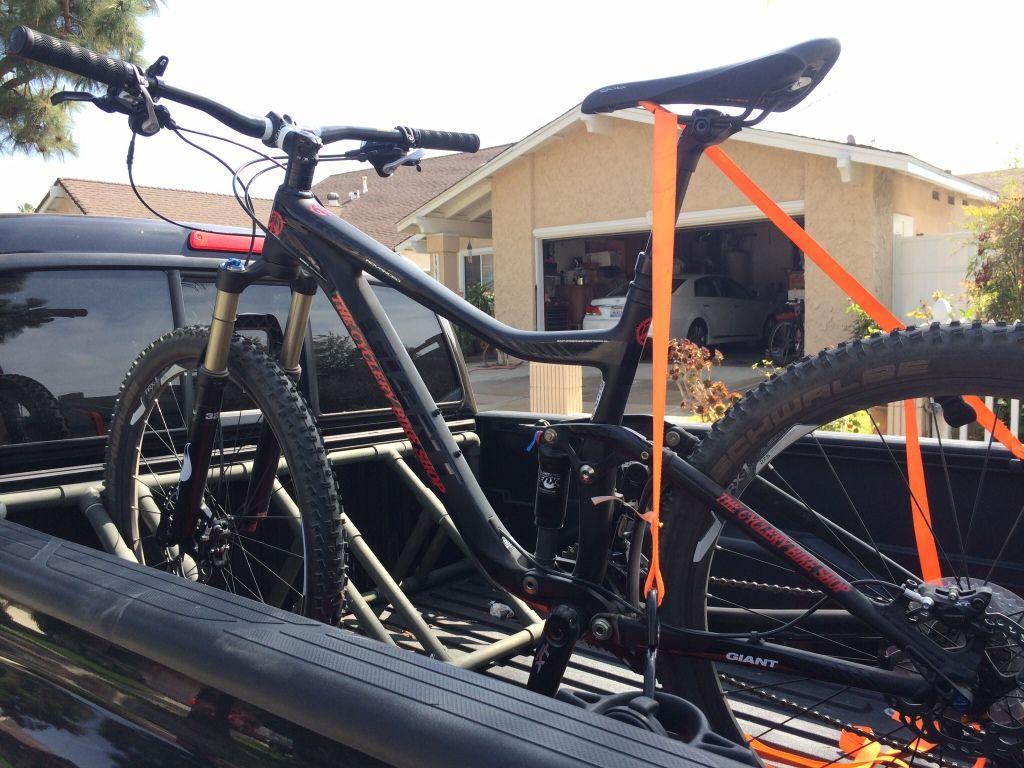 Pick Up Truck Bike Racks Page 2 Mtbr Com Bicicletas
