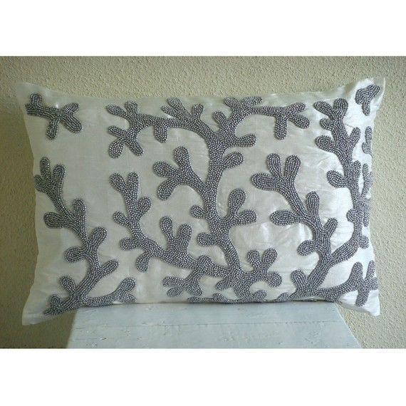 square the good mud life printed pillow coral red pie lumbar canvas