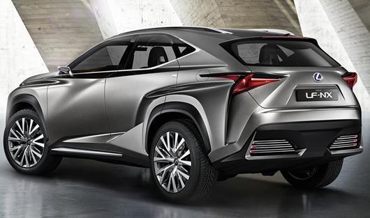 Lexus Hybrid Suv >> 2015 Lexus Hybrid Suv Bing Images Lexus Suv Concept