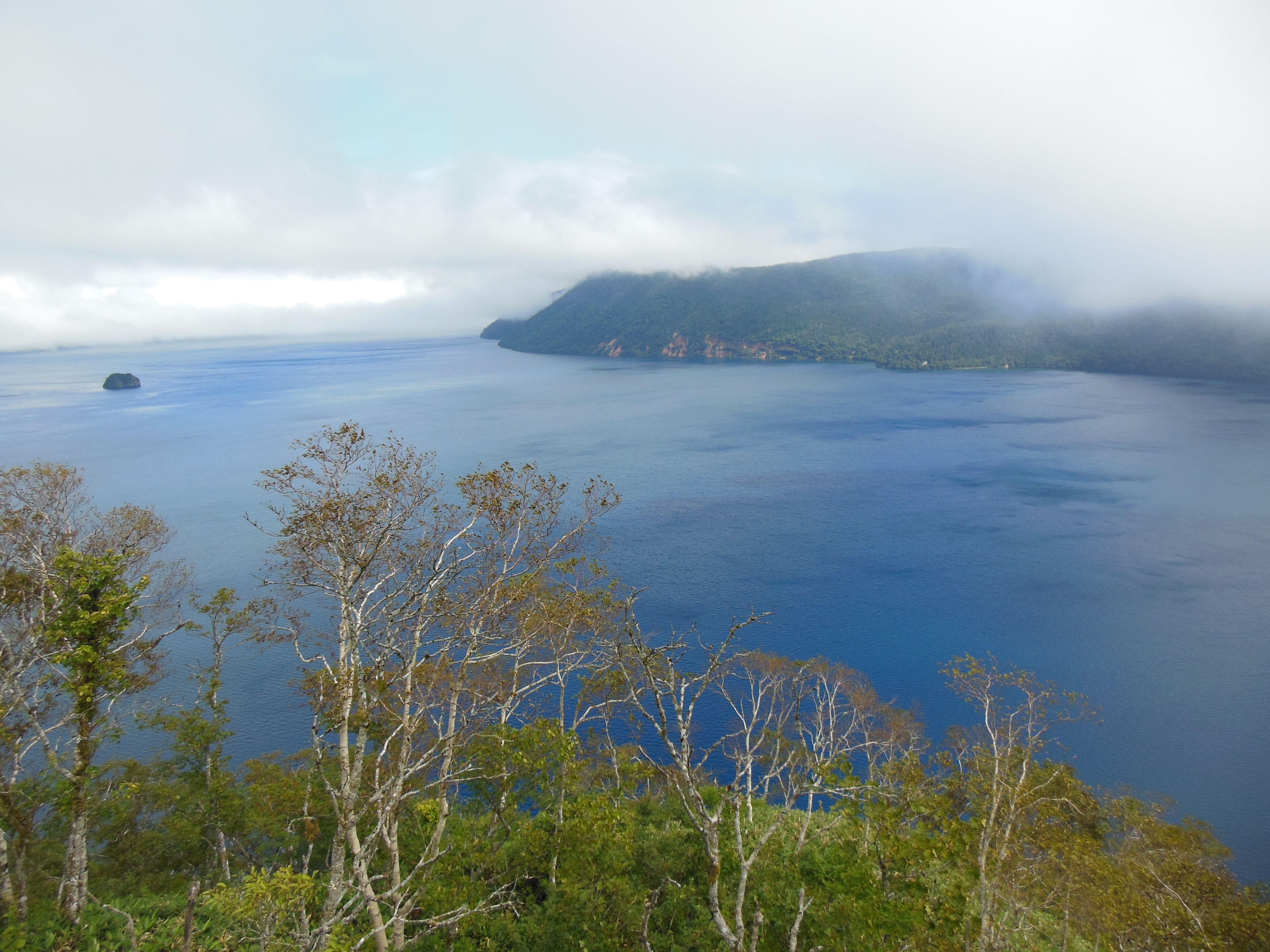 Masyu Lake in Hokkaido 摩周湖 北海道