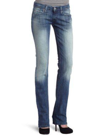 Levi`s Juniors` 524 Too Super Low Straight Leg Jean