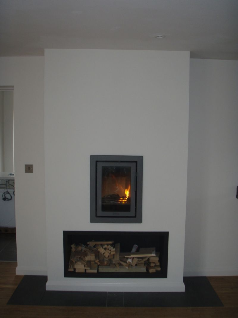 The Contura I4 Four Sided Works Well In This Situation