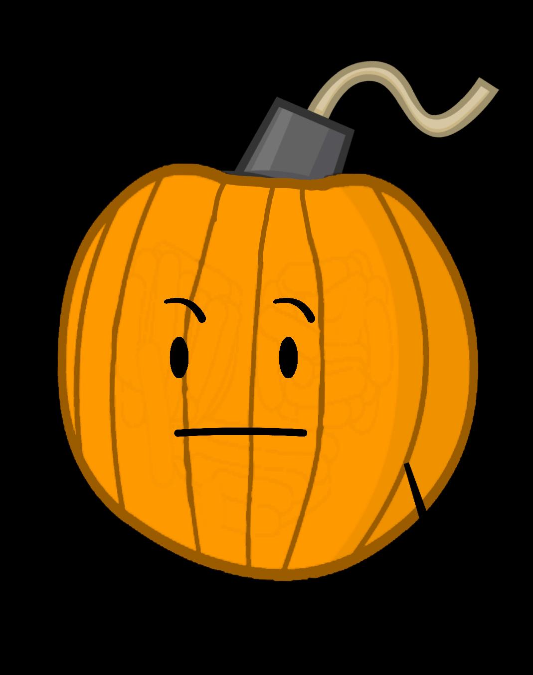 BFDI Characters as Halloween Characters | Bfdi | Table lamp