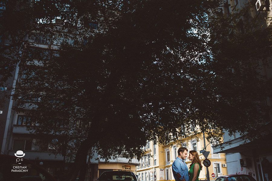 Sedinta foto - prin Bucuresti | Fotograf nunta profesionist Cristian Paraschiv Fotograf nunta profesionist