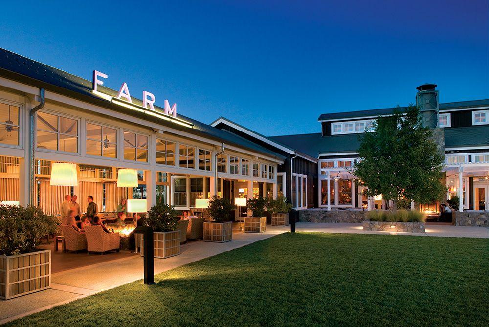Carneros Inn open air pavillion. Hotels in napa, Napa
