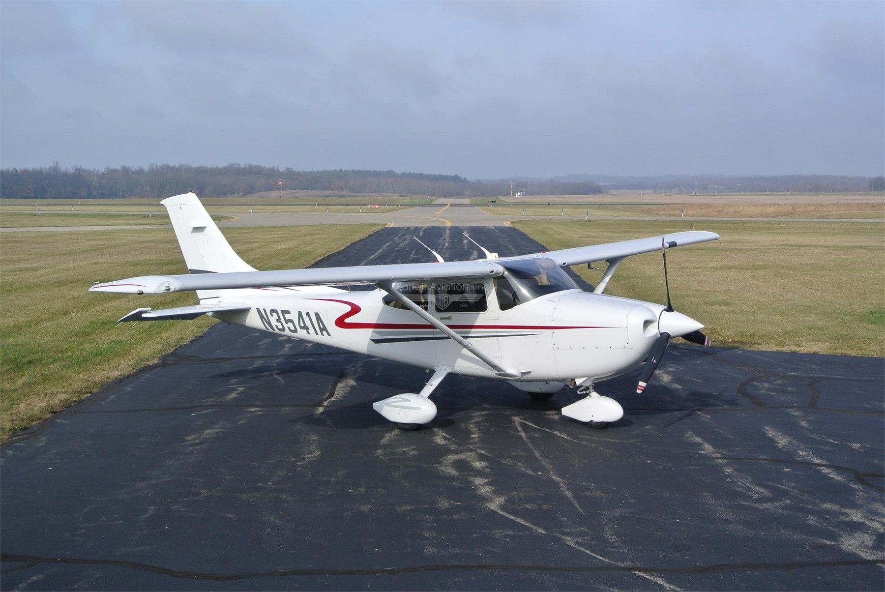 2001 Cessna 182T Turbo Skylane with BRS Parachute for sale