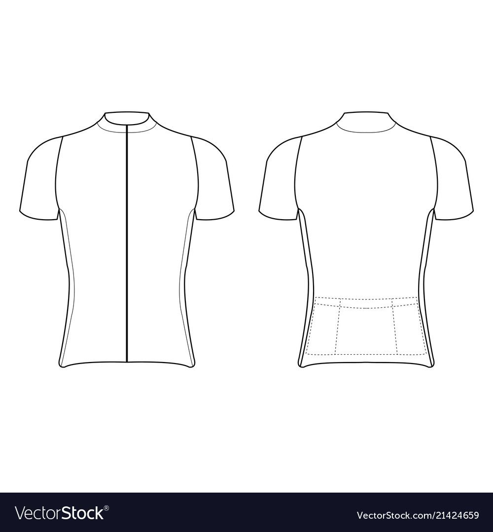 The Extraordinary Cycling Jersey Design Blank Of Cycling Jersey Pertaining To Blank Cycling Jersey Template In 2020 Cycling Jersey Design Jersey Design Cycling Jersey