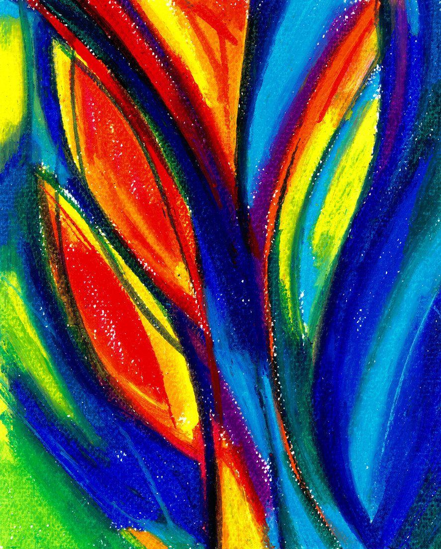 Original contemporary oil pastel painting art piece by kathy morton stanion ebsq 75 00 via etsy