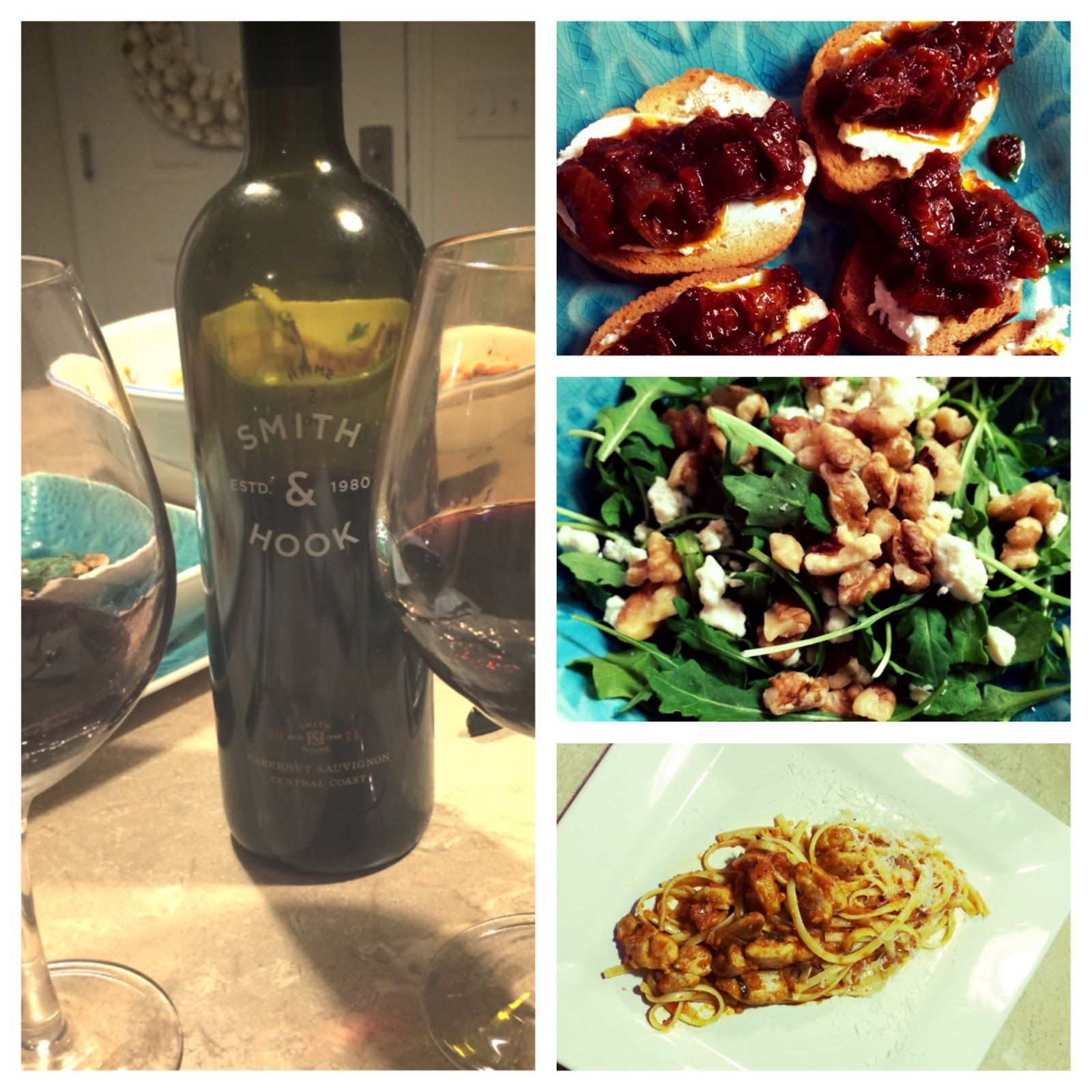 NEW ON THE BLOG: 2 Girls, 1 Year, 730 Moments to Share: High Five for Friday!! A Week of Awesome, DATE NIGHT MEAL IDEA