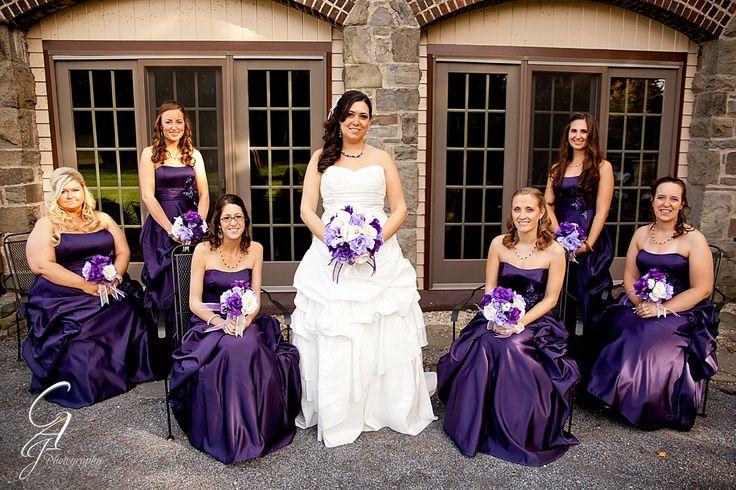 Wedding Photography Ideas : Bridal Party