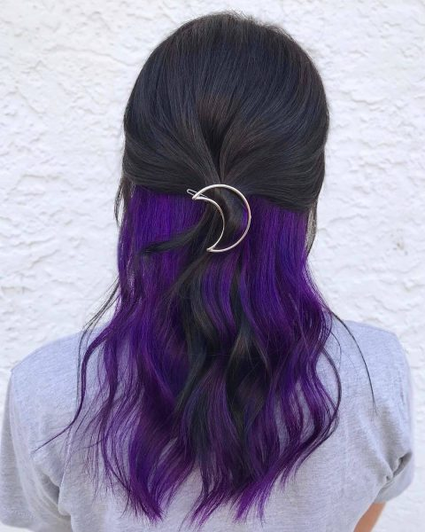 Incredible Peekaboo Hair Colors – Do You Want To Try?