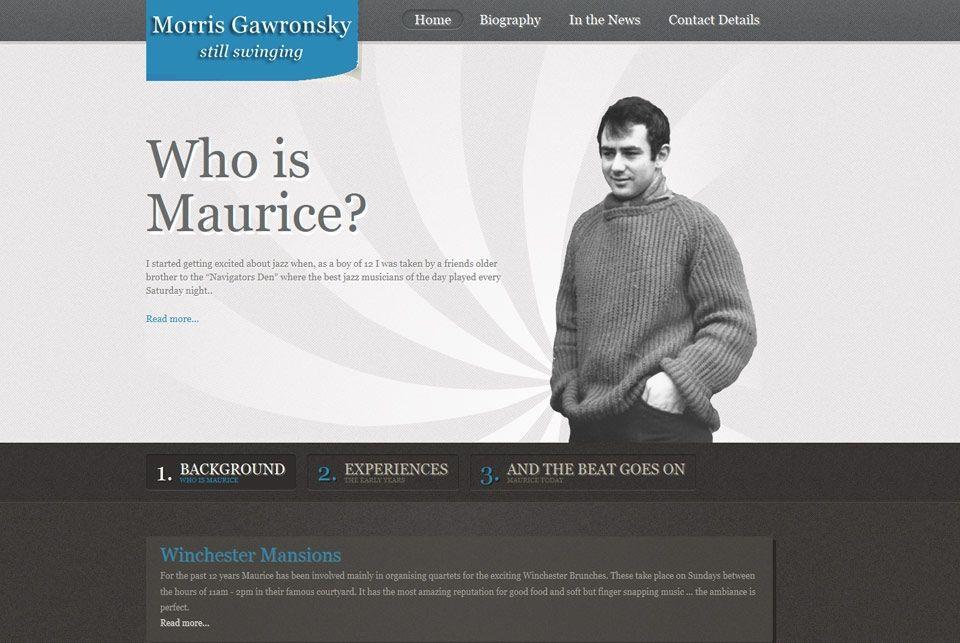 Maurice Gawronsky Digital Marketing Website Design Digital Marketing Company