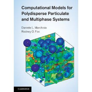 Computational Models For Polydisperse Particulate Multiphase Systems Chemical Engineering Study Materials Numerical Methods