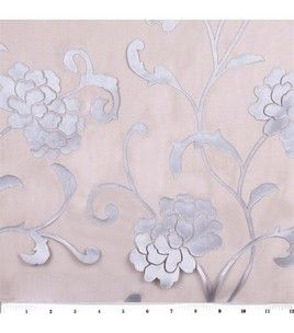 Home Decor Fabrics-Signature Series Sheers Rita Coffeen | 19/yd | Layer