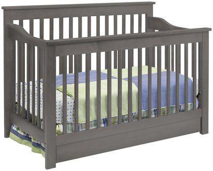 Davinci Piedmont 4 In 1 Convertible Crib W Toddler Rail