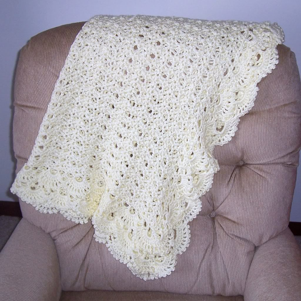 Free Picture Afghan Crochet Patterns   recently made two afghans as ...
