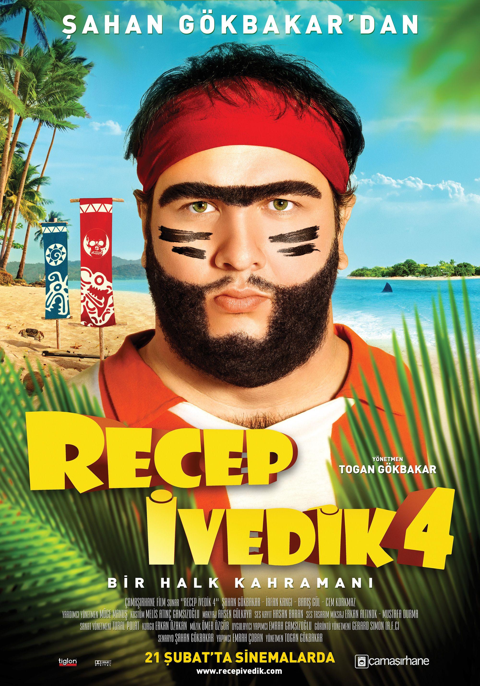 Recep Ivedik 4 21 Subat Cuma Gunu Plato Avm Prestige Sinema Da Komedi Filmleri Film Komik Filmler