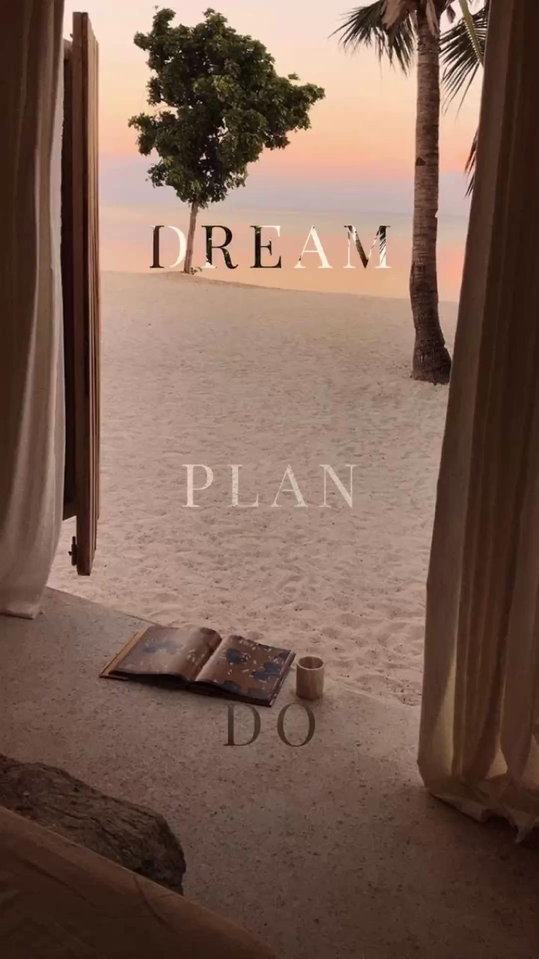 COFFEE QUOTES ☕️✨ WALLPAPER🌙    DREAM PLAN DO