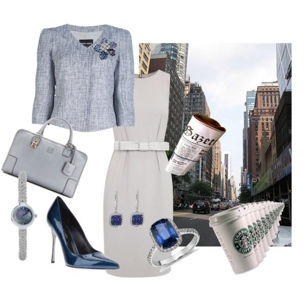 """""""Rush Hour"""" by deeyg on Polyvore"""