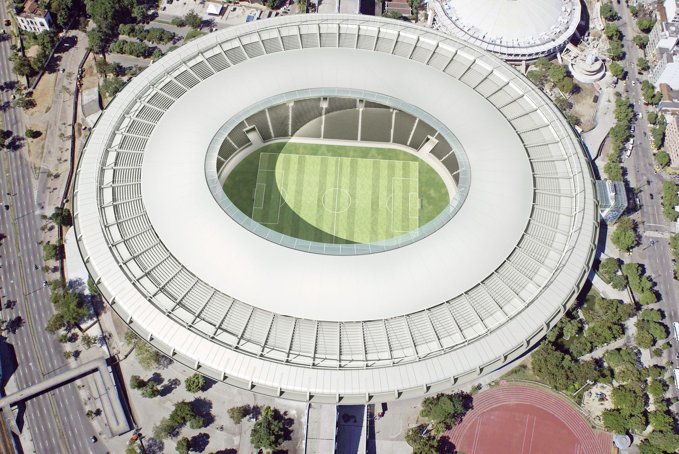 Feature Projects Fifa World Cups Estadio Do Maracana Maracana Stadium