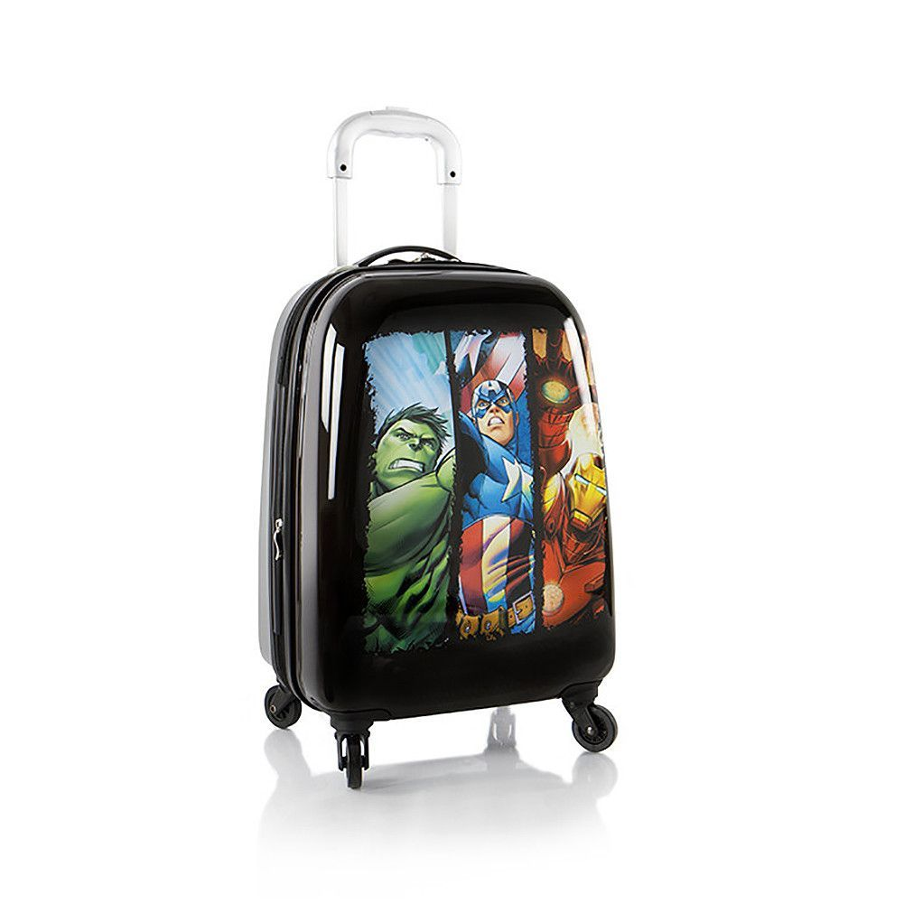 Marvel Tween Spinner Luggage Case Hulk Captain America Iron Man Avengers Maletas