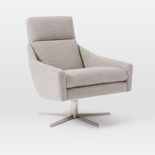 Austin Swivel Armchair Upholstered Swivel Chairs Swivel