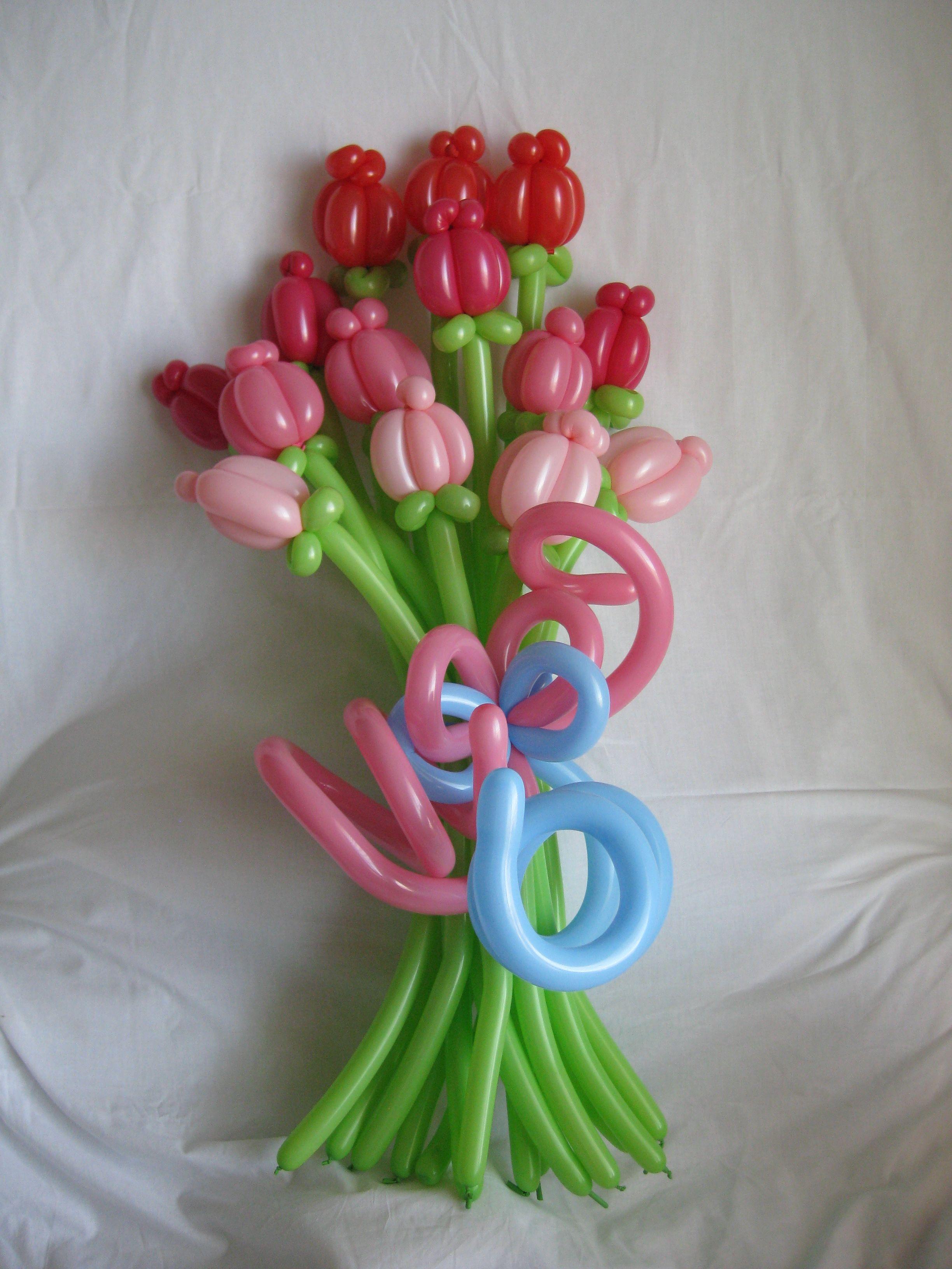 Clown A Riffic Birthday Party Pinterest Balloon Flowers
