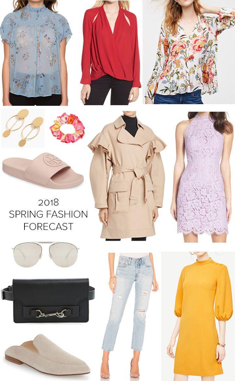 spring fashion trends forecast fashion forecasting spring