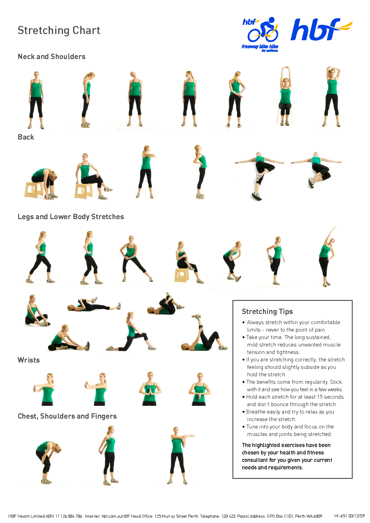 stretching exercises for seniors stretching chart exercise and
