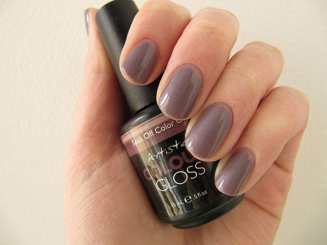 Artistic Colour Gloss Vogue Artistic Colour Gloss Nail Polish Gel Nail Colors