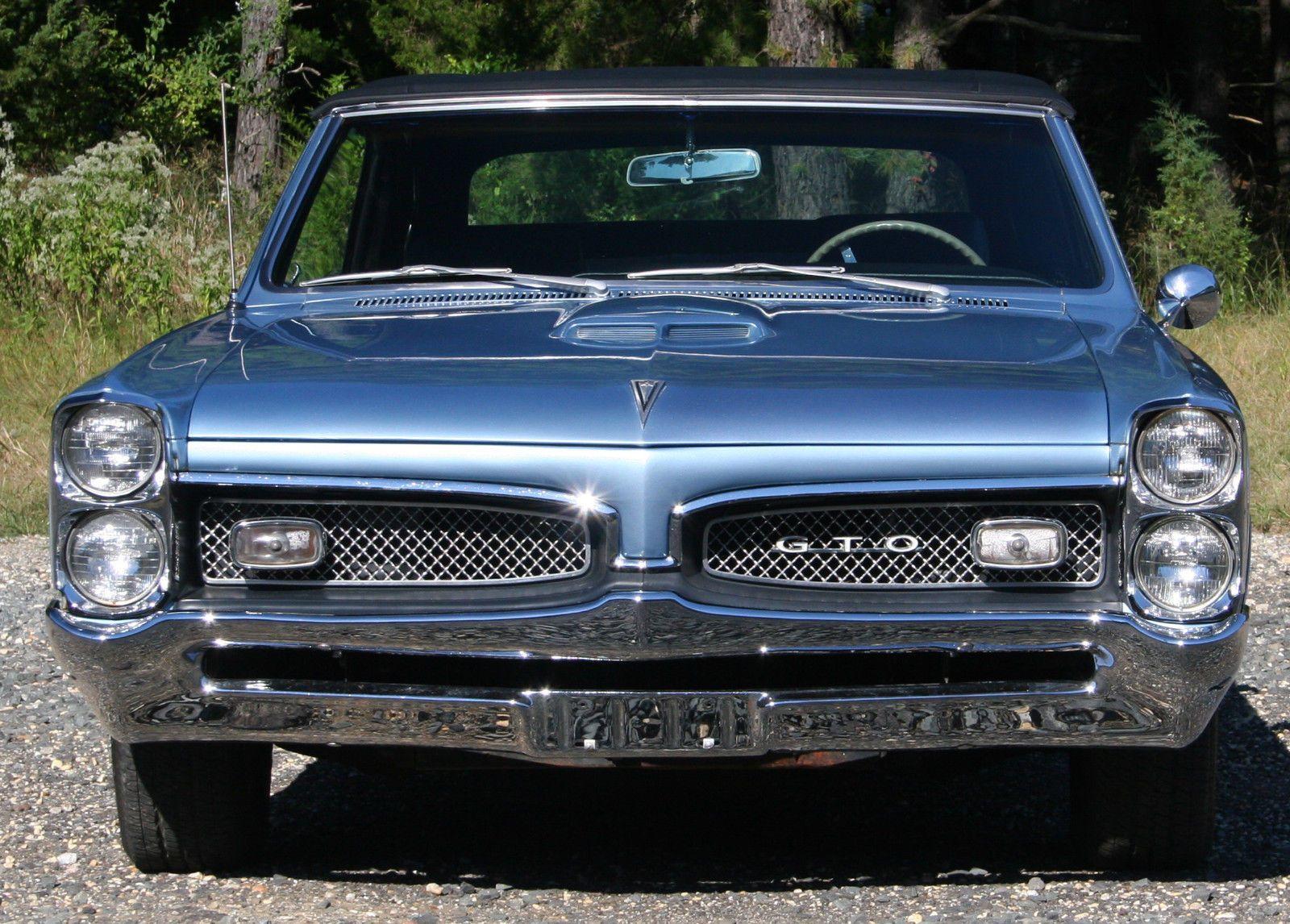 Pin On 1967 Pontiac Gto