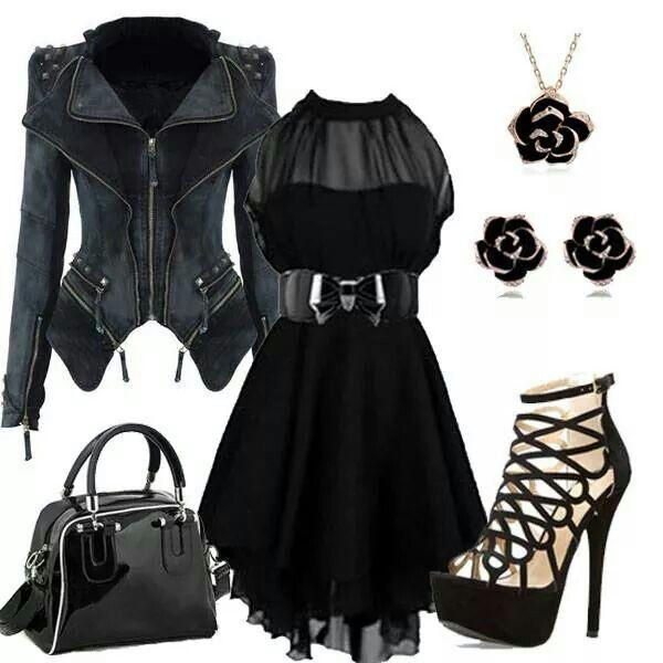 Black is nice
