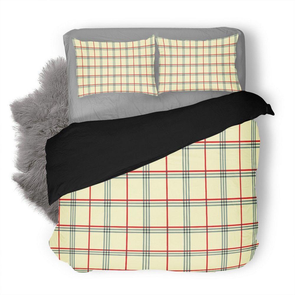 Burberry Bedding Set Style11