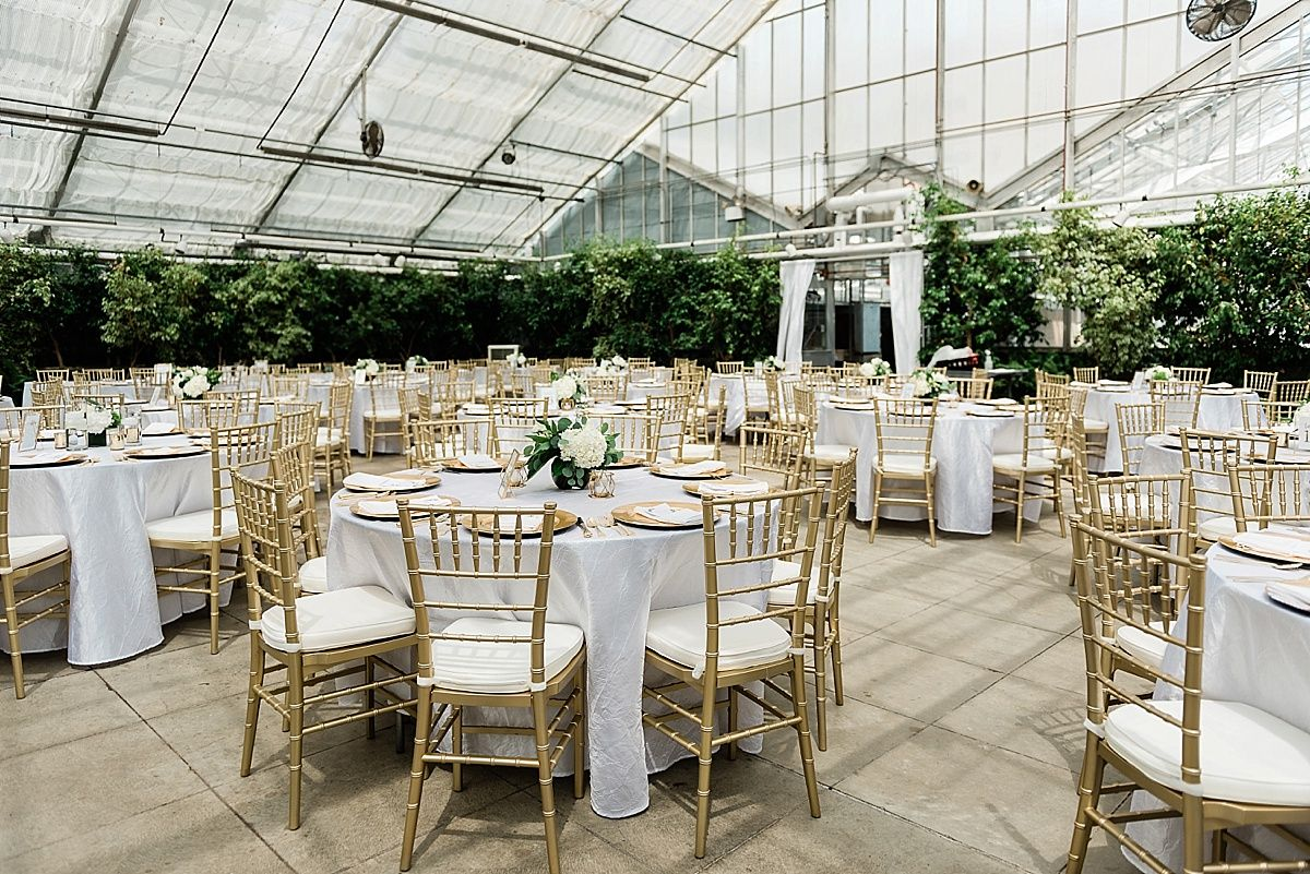 A summer wedding at the michigan state university
