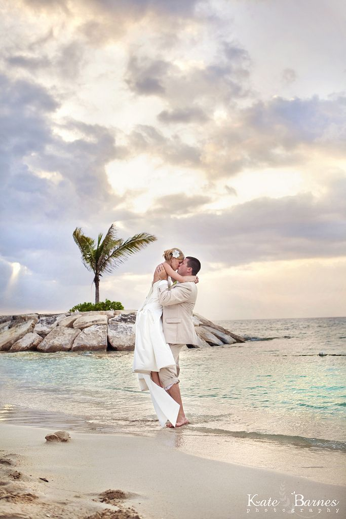Wedding in Jamaica!  Kate Barnes Photography